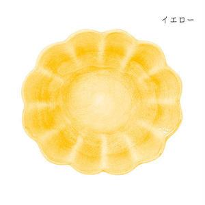 MATEUS マテュース オイスターボウル(楕円深皿) イエロー