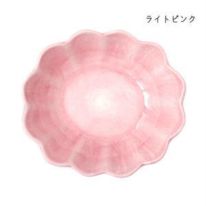 MATEUS マテュース オイスターボウル(楕円深皿) ライトピンク