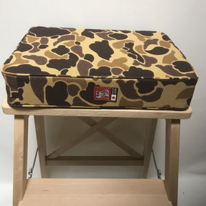 EYESCREAME掲載商品 FIELD MAT /DUCKHUNTER CAMO