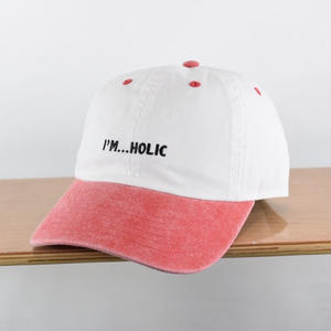 I'M...HOLIC 2TONE CAP