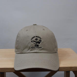 CURRY MASON LOGO CAP