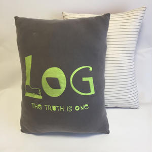 CALTURE SEMILONG CUSHION/LOG