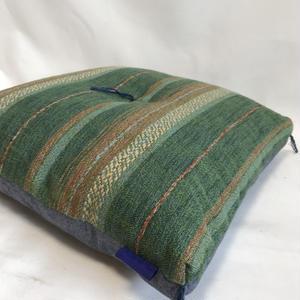 TheBUTON/遠州織物*シャンブレー