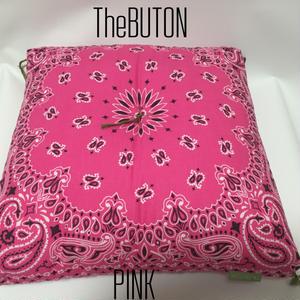 TheBUTON BANDANA PINK