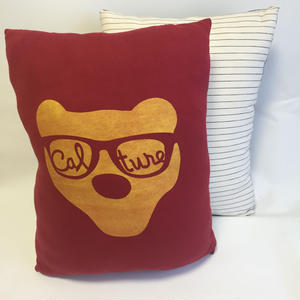 CALTURE SEMILONG CUSHION/CALTURE BEAR