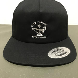 NEW!CURRY MASON LOGO CAP