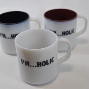 I'M...HOLIC MUG CUP