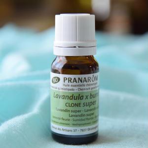 《ラベンダー・スーパー》 Lavandula × burnatii clone super  10ml