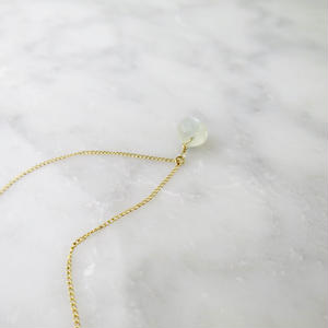 Moonstone Necklace【14kgf 】