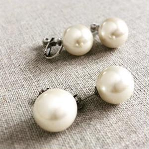 【再入荷】simple pearl 16mm