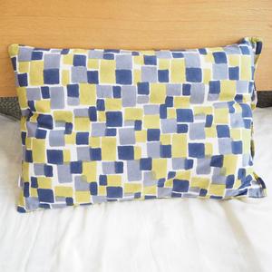 CUBE柄 枕カバー