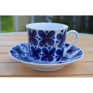 【北欧ヴィンテージ】【Rörstrand】【MARIANNE WESTMAN】モナミ コーヒーカップ&ソーサー