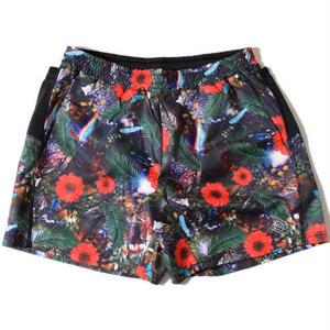 Glossy Buggy Shorts(Black)