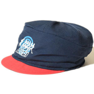 Kerchief Cap(Navy)