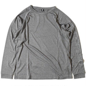 Raglan PK Long T(Gray)