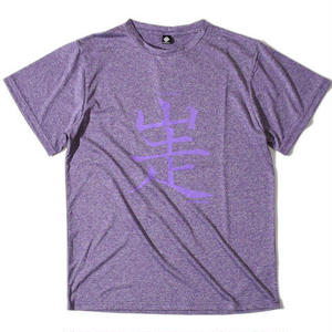 Second Trail Running T(Purple)