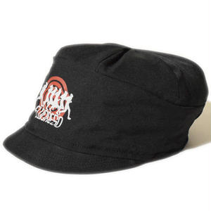 Kerchief Cap(Black)