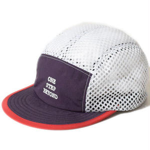 BEYOND MESH CAP(PURPLE×RED)