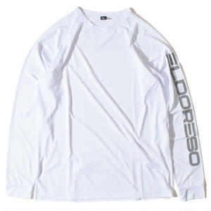 Raglan PK Long T(White)