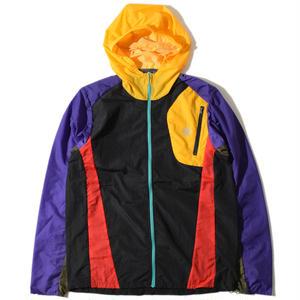 Packable Jacket(BK×PU)