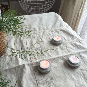 CONCRETE CANDLE    HOME+aholic