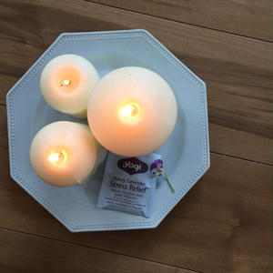 YOGI TEA     Stress relief   honey lavender