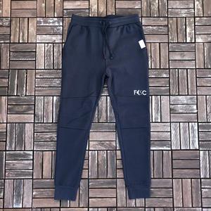 《再入荷》FESC  REFLECTOR LOGO SWEAT PANTS[NAVY]
