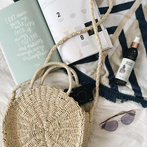 Summer Dream Round Bag