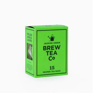 BREW TEA CO./JASMINE GREEN