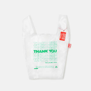 OPEN EDITIONS/THANK YOU TOTE(GREEN)
