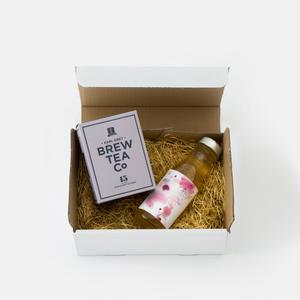 ギフトボックスI/BREW TEA Co「EARL GREY」と季節のフルーツシロップ
