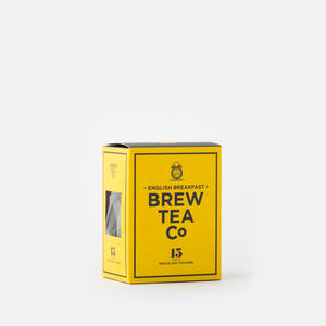 BREW TEA CO./ENGLISH BREAKFAST