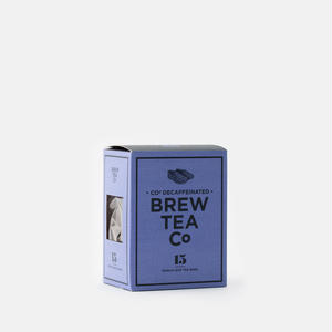 BREW TEA CO./CO2 DECAFFEINATED