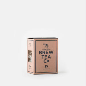 BREW TEA CO./CHAI TEA