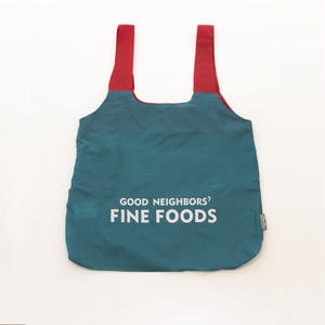 FINE FOODS オリジナルCHICO BAG/LAKE BLUE