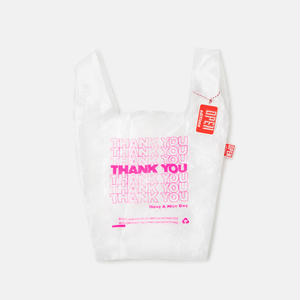 OPEN EDITIONS/THANK YOU TOTE(PINK)