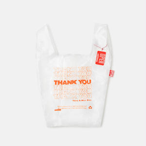 OPEN EDITIONS/THANK YOU TOTE(ORANGE)