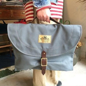 SEIL MARSCHALL CANVAS BRIEFCASE