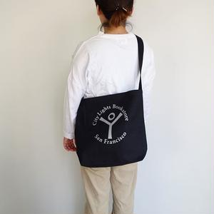 City Lights Book Store Logo Shoulder Bag