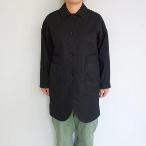 homspun タブルポケットコート