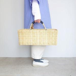 warang wayan straw basket low Lサイズ