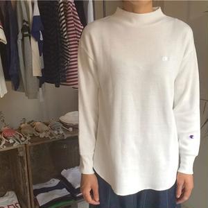 Champion Mock Neck Long Sleeve T-shirt