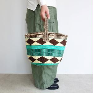 RECTANGLE Sisal Basket