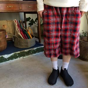 South2 West8 Flannel String Short