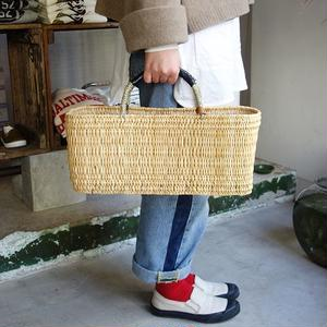 warang wayan straw basket low Mサイズ