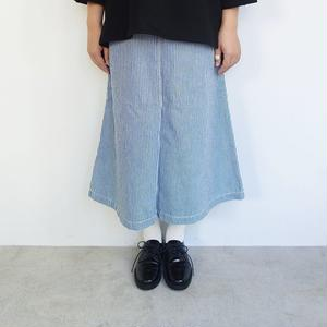 THE NORTH FACE PURPLE LABEL Hickory Stripe Field Skirt