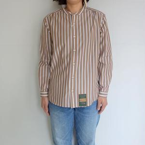 ASEEDONCLOUD HW collarless shirt