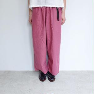 Gramicci Linen Cotton Balloon Pants