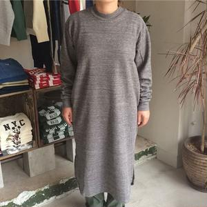 blurhms ROOTSTOCK Rough&Smooth Themal Long Tee