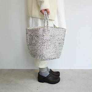 RECTANGLE Silver Basket (Small Tote)